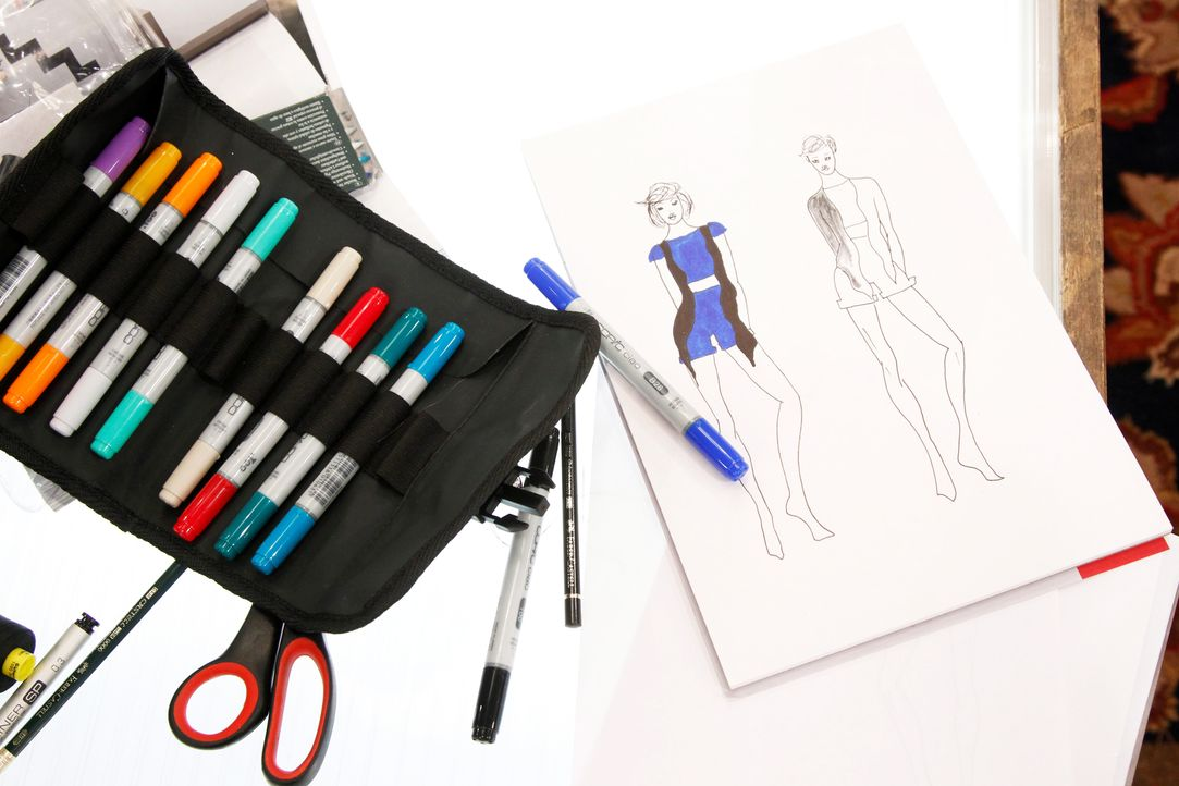 Fashion-Hero-Epi01-Atelier-56-ProSieben-Richard-Huebner - Bildquelle: ProSieben / Richard Huebner