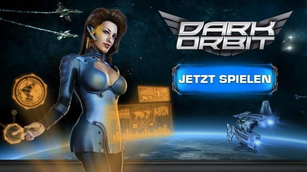 Dark Orbit - Ab in das Weltall, Space-Pilot!