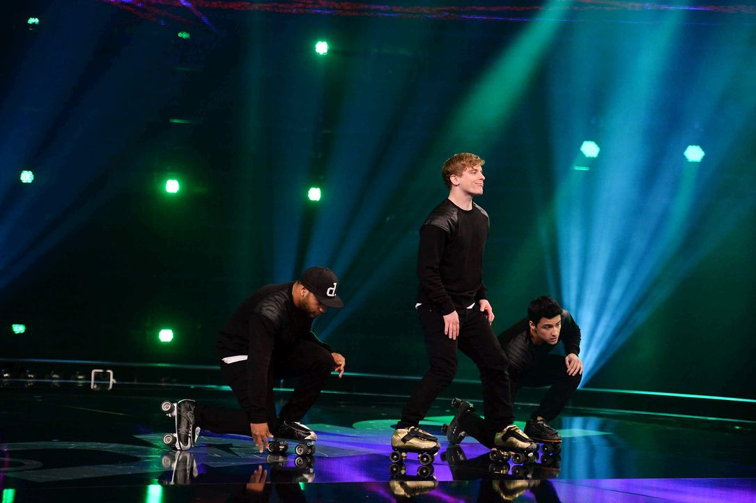 Got-To-Dance-Vanilla-Skate-03-SAT1-ProSieben-Willi-Weber - Bildquelle: SAT.1/ProSieben/Willi Weber