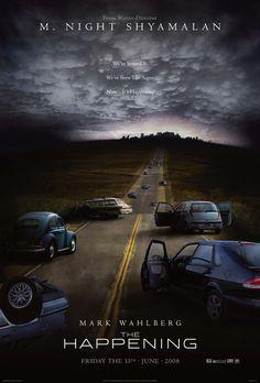 The Happening - The Happening - Plakatmotiv - Bildquelle: 20th Century Fox