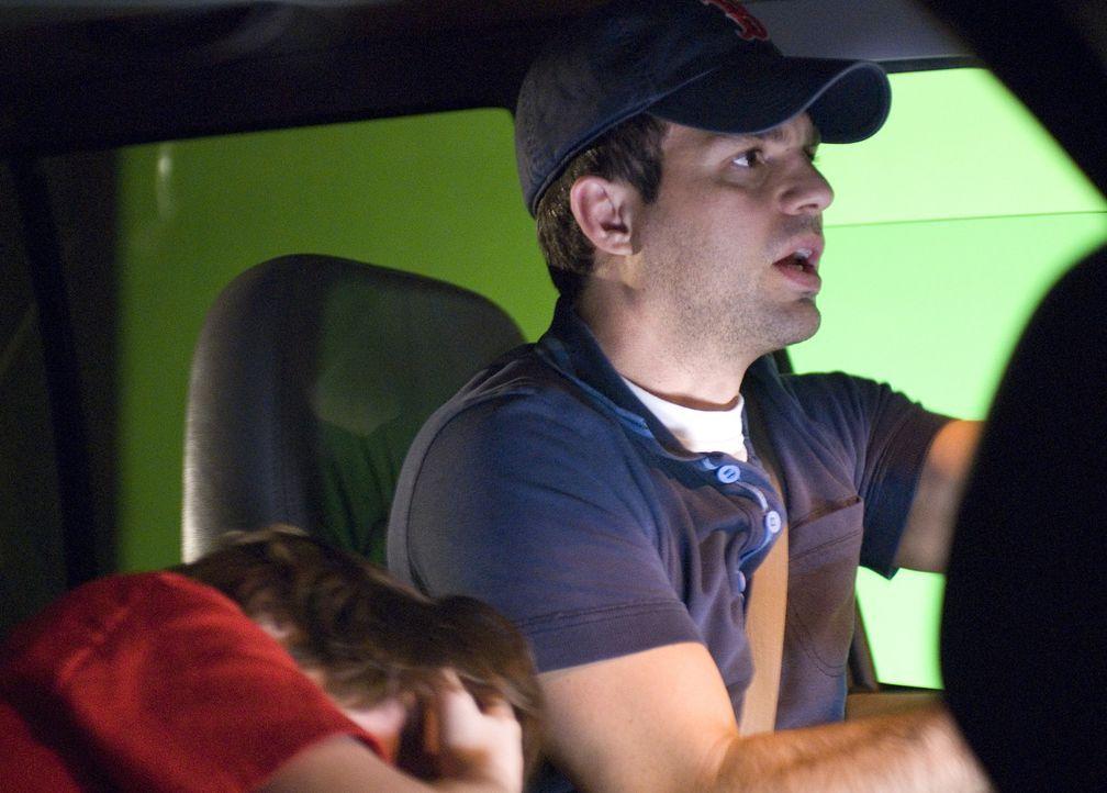 Nichts ist mehr so wie zuvor: Als Anwalt Dwight Arno (Mark Ruffalo) einen Moment unachtsam sein Auto lenkt, überfährt er einen kleinen Jungen - un... - Bildquelle: TOBIS Film