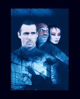 Dark Species - Die Anderen - Eine grausame Mordserie bringt die Vampire Aaron...