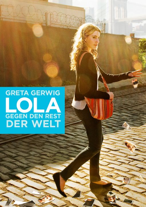 Lola gegen den Rest der Welt - Artwork - Bildquelle: Myles Aronowitz 2012 Twentieth Century Fox Film Corporation. All rights reserved.