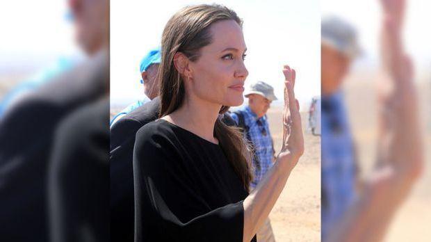 Angelina Jolie total abgemagert nach Trennung: Sie wiegt angeblich nur noch 3...
