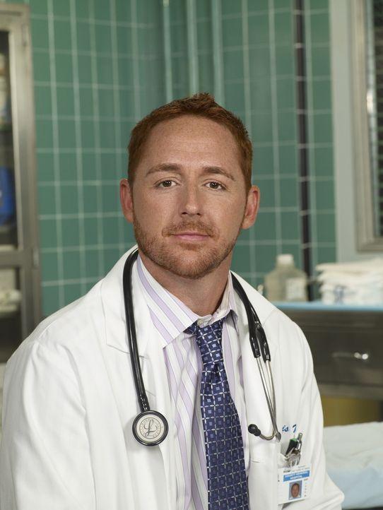 (14. Staffel) - Täglich im Kampf um Leben und Tod: Dr. Morris (Scott Grimes) ... - Bildquelle: Warner Bros. Television