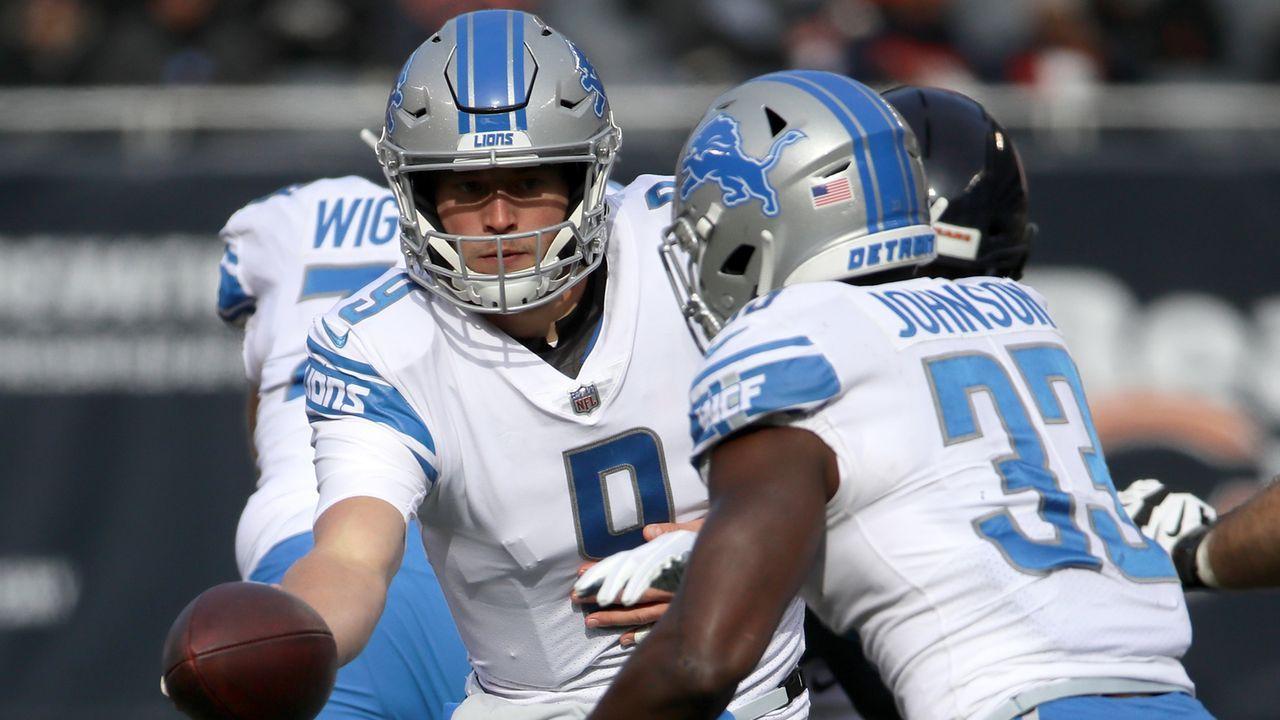 Platz 25: Detroit Lions - Bildquelle: 2018 Getty Images