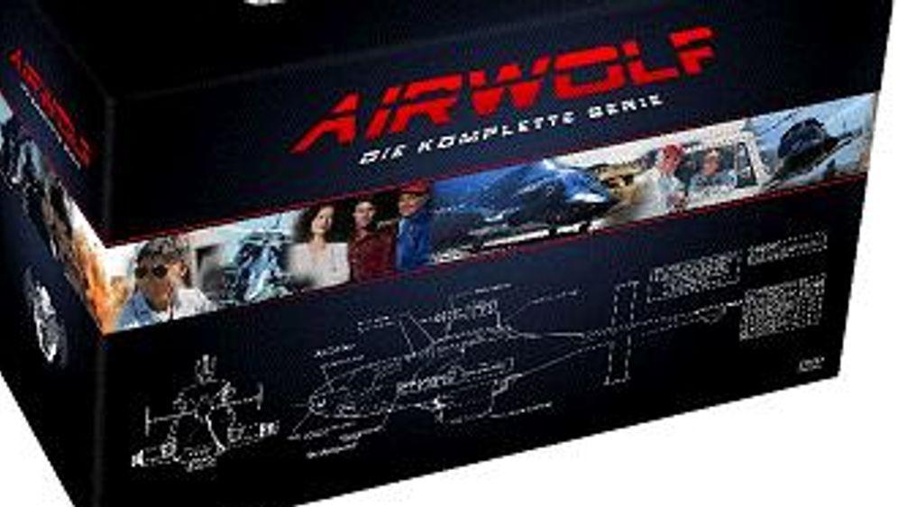 Airwolf Gewinnspiel