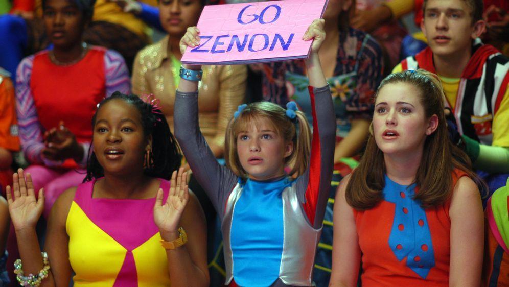 Zenon III - Das Rennen zum Mond - Bildquelle: The Disney Channel
