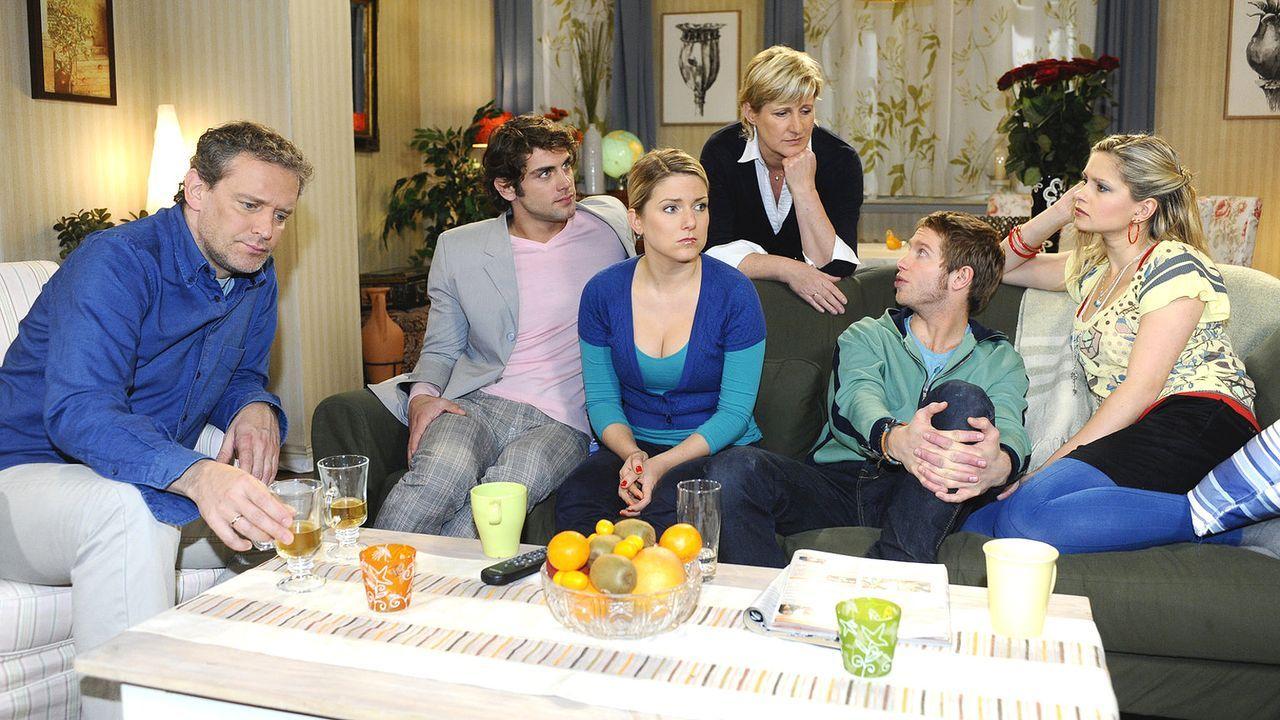 anna-und-die-liebe-folge-364-02-SAT1-Oliver Ziebe - Bildquelle: SAT.1/Oliver Ziebe