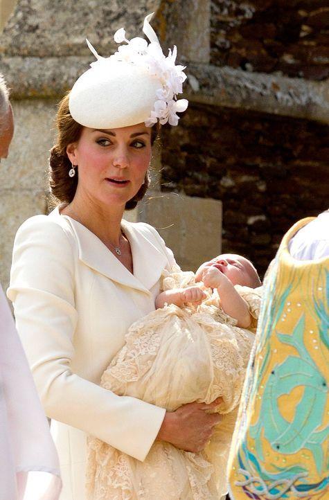 Taufe-Prinzessin-Charlotte-15-07-05-04-AFP - Bildquelle: AFP