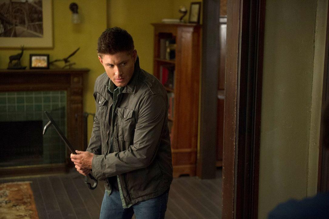 In einem Haus für straffällig gewordene Jugendliche geschehen seltsame Morde. Dean (Jensen Ackles) ist es ein ganz besonderes Anliegen, den Grund fü... - Bildquelle: 2013 Warner Brothers