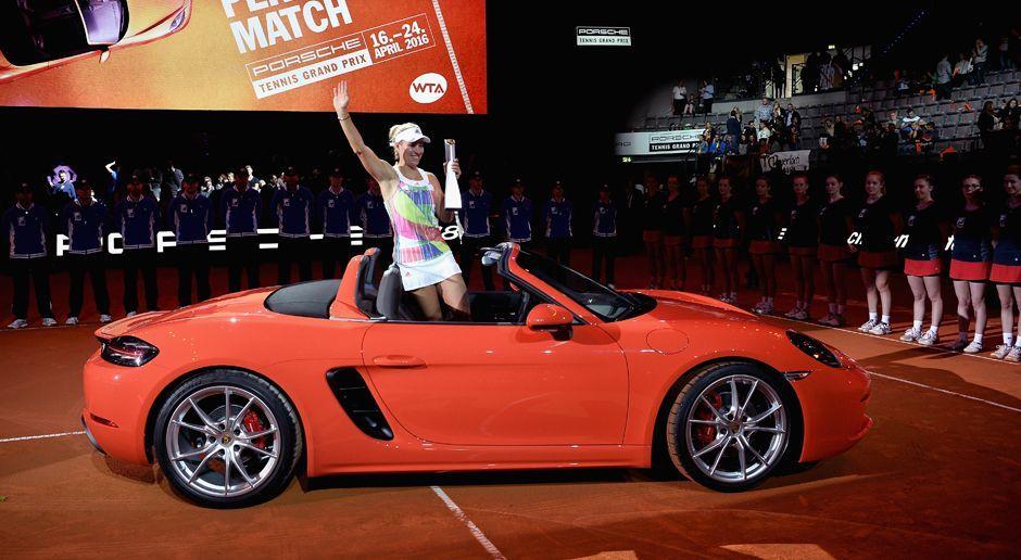 WTA in Stuttgart - Bildquelle: 2016 Getty Images