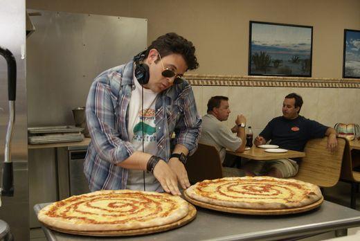 In dieser Folge dreht sich alles um Pizza. Besonders an der Thin Crust Pizza...