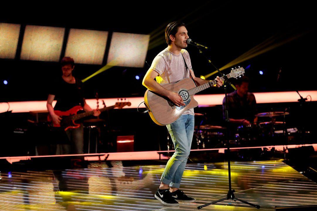 TVOG-Stf06-Nico-03-ProSieben-Richard-Huebner-TEASER - Bildquelle: ProSieben/Richard Hübner