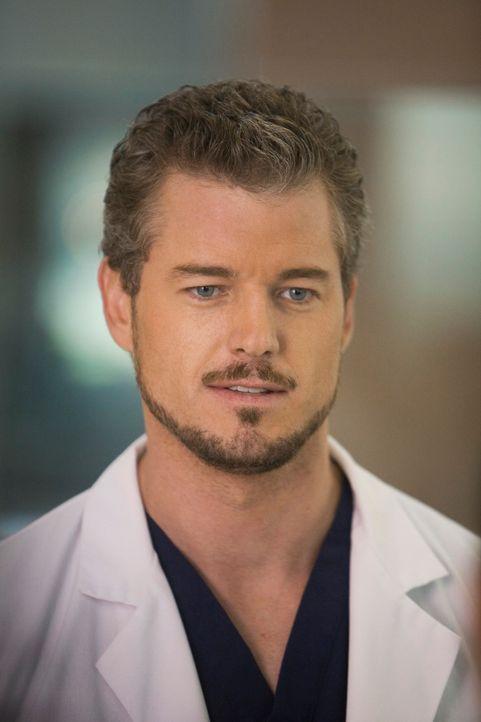 """Schwerenöter Mark (Eric Dane) ganz sanft: Denn """"Die kleine Grey"""", Merediths Schwester Lexie, scheint es dem Arzt angetan zu haben ... - Bildquelle: Touchstone Television"""