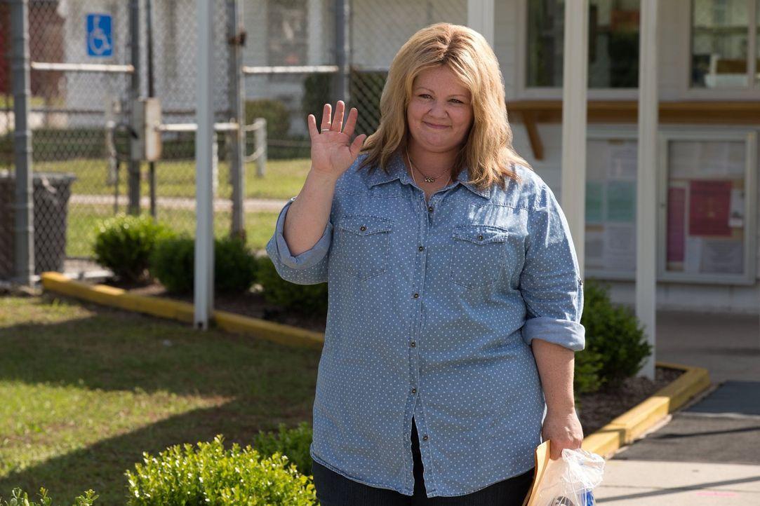 Nach ihrem Gefängnisaufenthalt: Wird Tammy (Melissa McCarthy) ihr Chaos-Leben jetzt endlich hinter sich lassen? - Bildquelle: Warner Bros. Television