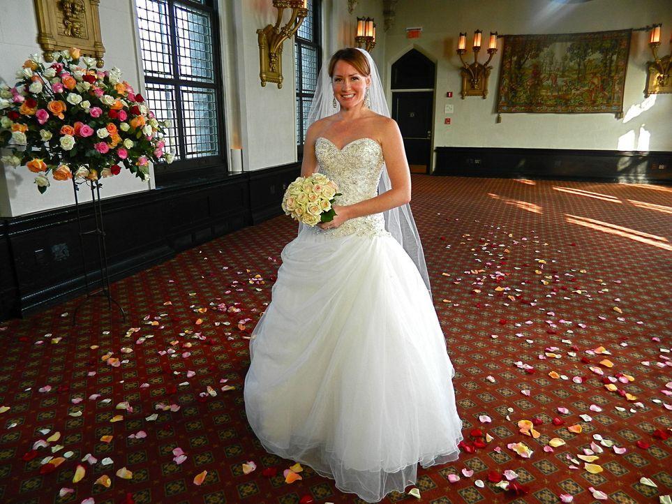 Auch Emily möchte die perfekte Hochzeit feiern und die traumhafte Hochzeitsreise gewinnen ... - Bildquelle: Richard Vagg DCL