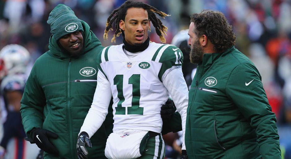 Verlierer: New York Jets - Bildquelle: 2017 Getty Images