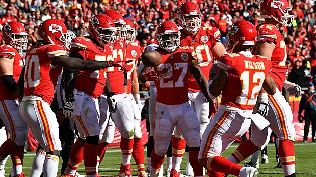Kansas City Chiefs - Bildquelle: 2017 Getty Images
