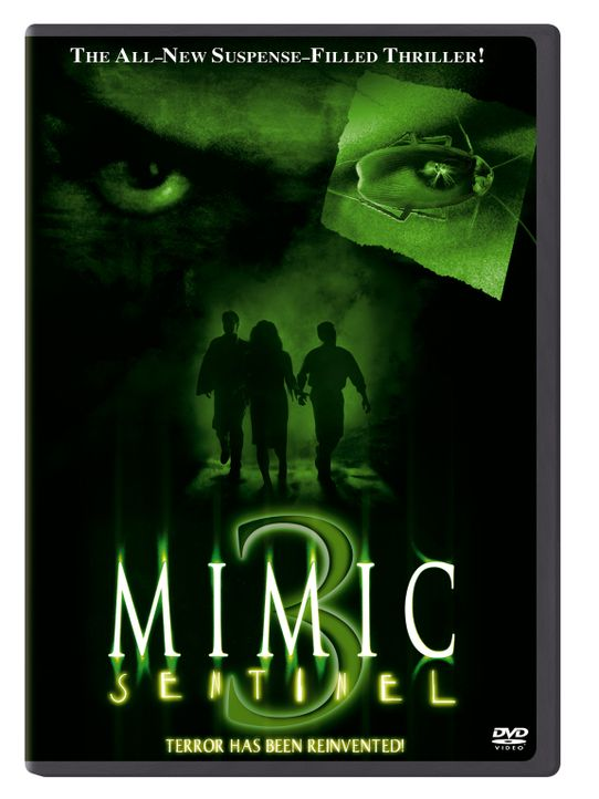 MIMIC 3 - Plakatmotiv - Bildquelle: Dimension Films