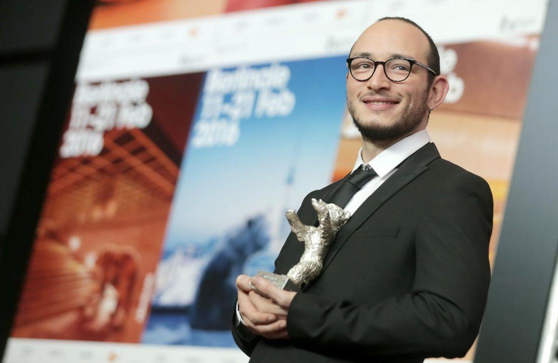 Berlinale-Bester-Darsteller-majd-mastoura-160220-dpa - Bildquelle: dpa