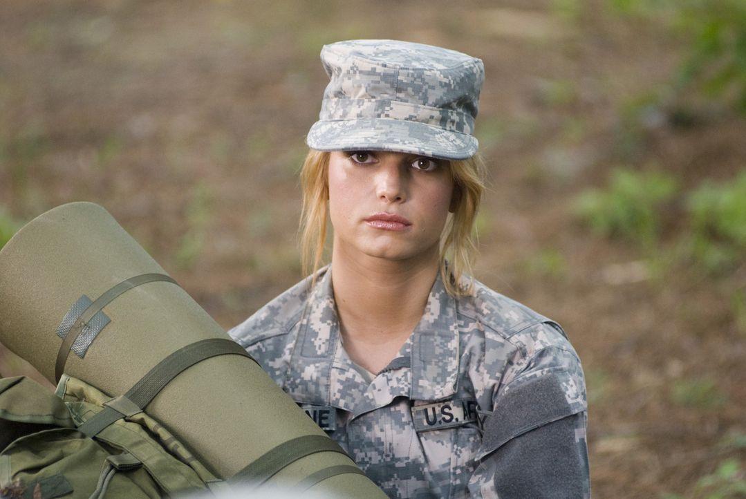 So langsam begreift das Hollywood Sternchen Megan Valentine (Jessica Simpson) die Lage in der sie sich befindet ... - Bildquelle: 2007 MAJOR PRODUCTIONS, INC.