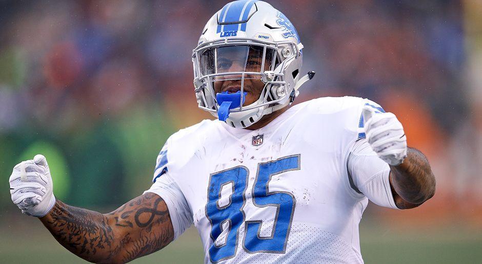 Eric Ebron (Indianapolis Colts) - Bildquelle: 2017 Getty Images