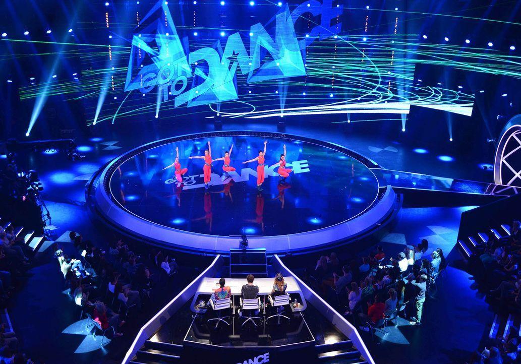 Got-To-Dance-TeKi-TeKua-09-SAT1-ProSieben-Willi-Weber - Bildquelle: SAT.1/ProSieben/Willi Weber