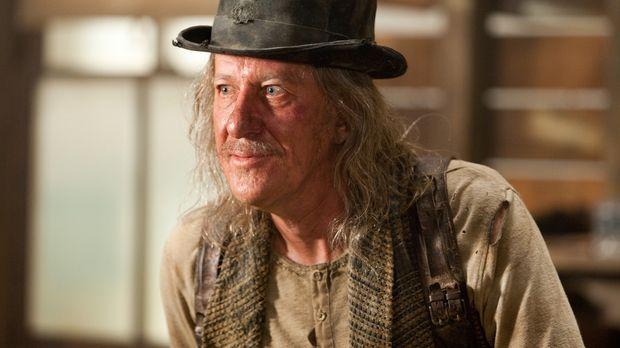 Niemand ahnt, dass der abgetakelte Säufer Ron (Geoffrey Rush) ein berühmter S...