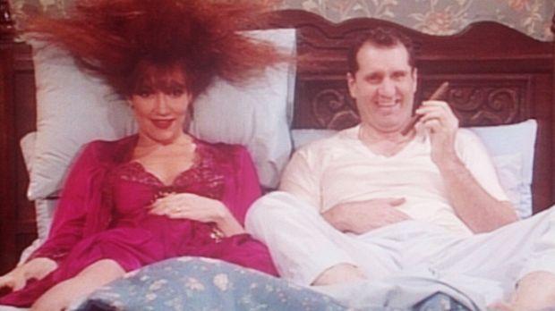 Die Mühe hat sich gelohnt: Al (Ed O'Neill, r.) konnte seiner Frau Peggy (Kate...