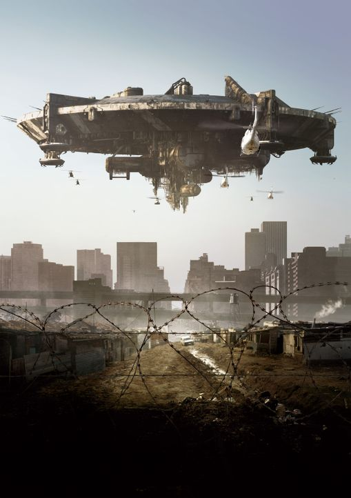 DISTRICT 9 - Artwork - Bildquelle: 2009 District 9 Ltd. All Rights Reserved.