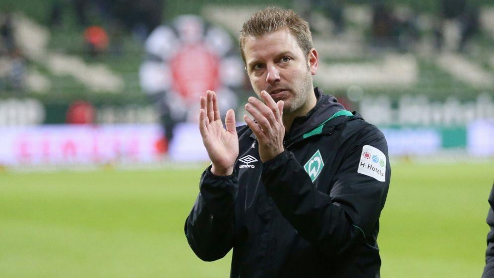 Kohfeldt ist mit Werder in der Rückrunde noch unbesiegt - Bildquelle: FIROFIROSID