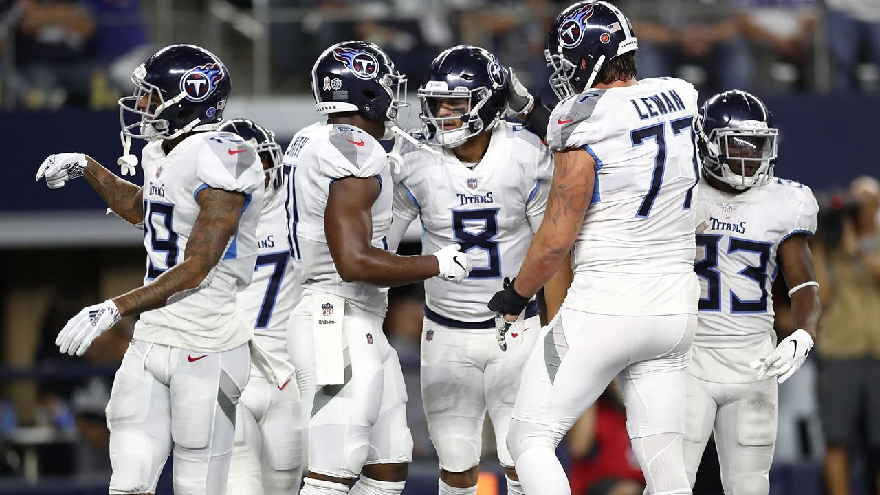 Tennessee Titans (5-6) - Bildquelle: 2018 Getty Images