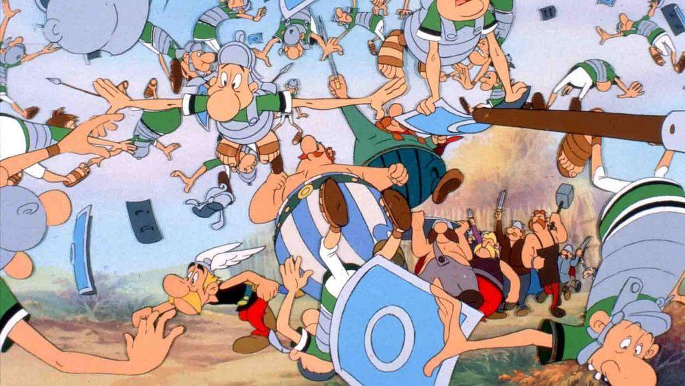 Asterix, der Gallier - Bildquelle: Jugendfilm-Verleih GmbH