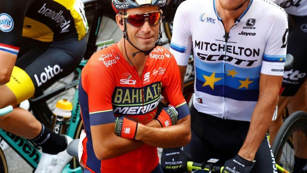 Tour und Giro: Vincenzo Nibali steckt sich hohe Ziele - Bildquelle: PIXATHLONPIXATHLONSID