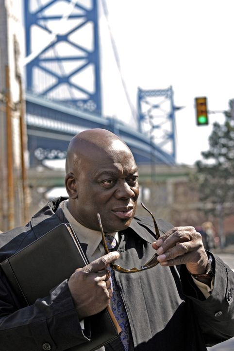 Behält im aktuellen Fall den Durchblick: Will Jeffries (Thom Barry) - Bildquelle: Warner Bros. Television