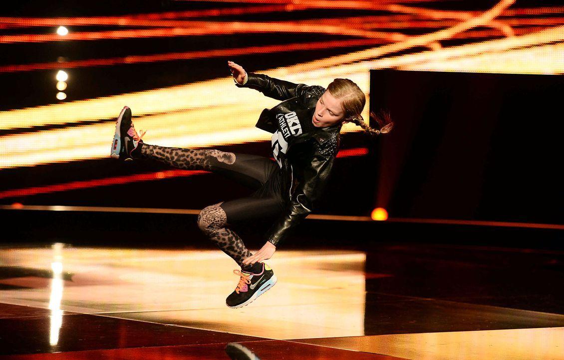 Got-To-Dance-Leonie-06-SAT1-ProSieben-Willi-Weber - Bildquelle: SAT.1/ProSieben/Willi Weber