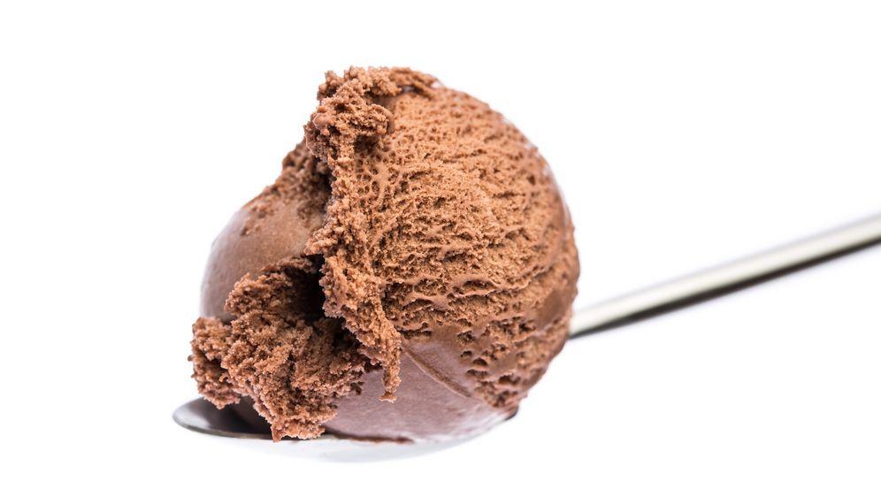 Schokoladen-Eis Rezept  - Bildquelle: unpict - Fotolia
