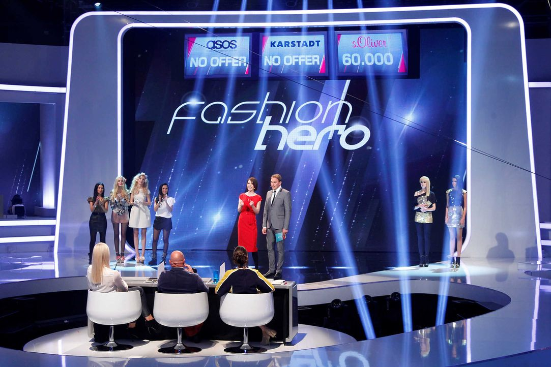 Fashion-Hero-Epi05-Show-44-ProSieben-Richard-Huebner - Bildquelle: Richard Huebner