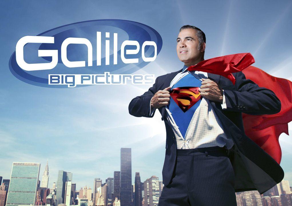 Galileo Big Pictures: Echte Helden - mit Aiman Abdallah - Bildquelle: ProSieben/Benedikt Müller/iStock