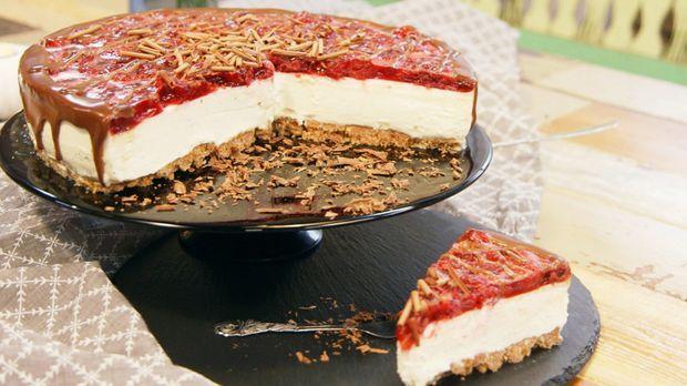 Rezept: Schwarzwälder Cheesecake