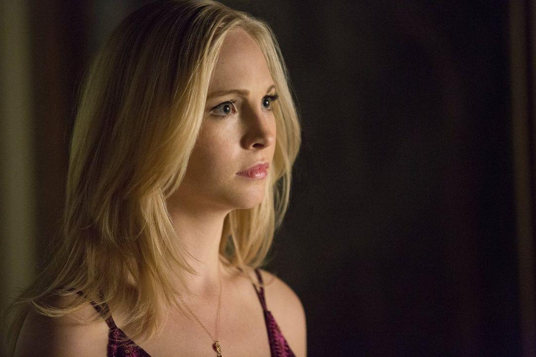 Wird es Caroline (Candice Accola) gelingen, Matt zu beschützen? - Bildquelle: Warner Brothers