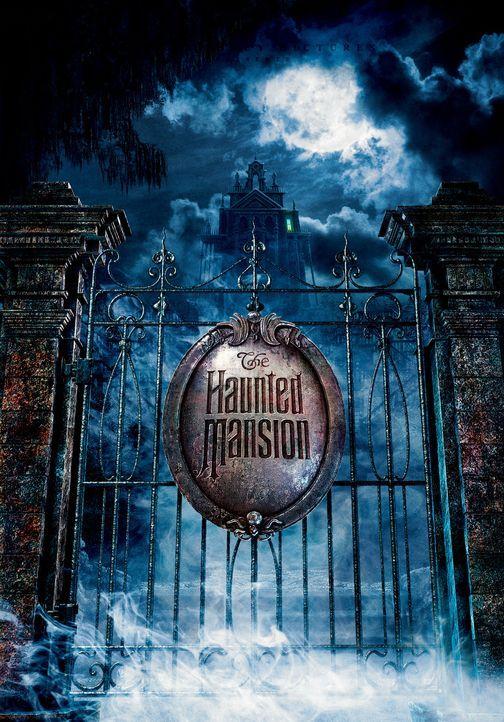 The Haunted Mansion - Die Geistervilla - Artwork - Bildquelle: Buena Vista Pictures Distribution