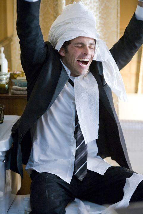 Oscars (James Marsden) Wahnvorstellungen  nehmen stündlich zu ... - Bildquelle: 2010 Screen Gems, Inc. All Rights Reserved.