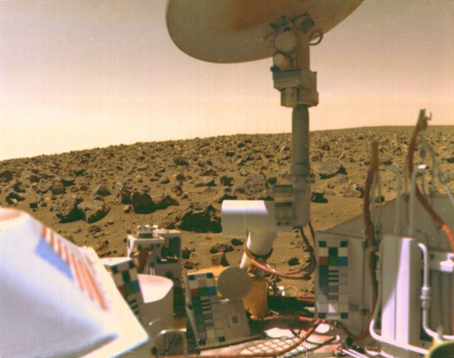 Der Mars hat einen besonderen Platz in der menschlichen Geschichte. Liegt die Faszination mit dem roten Planeten an seiner Farbe oder einer tiefen a...