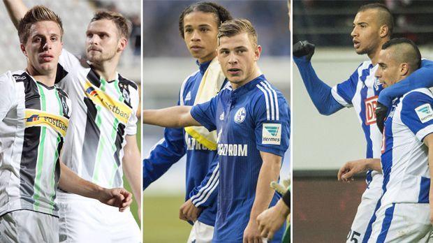 Die Kriterien der Bundesliga-Bubies - Bildquelle: Imago