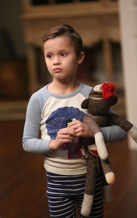 Jede Nacht wird Ben (Jack Stanton) von einem Monster heimgesucht, doch keiner nimmt den Kleinen richtig ernst ... - Bildquelle: 2017 Fox and its related entities. All rights reserved.