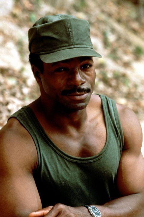 Major George Dillon (Carl Weathers) leitet den Einsatz im Dschungel - doch er weiß mehr als seine Kameraden über den Hintergrund der Mission ? - Bildquelle: 20th Century Fox Film Corporation