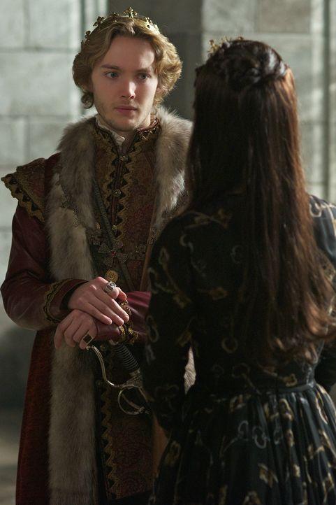 Der königliche Hof wird überrannt von Bewerberinnen für die Mätresse des Königs, das kann nicht gut für die eh schon komplizierte Beziehung von Mary... - Bildquelle: Sven Frenzel 2014 The CW Network, LLC. All rights reserved.
