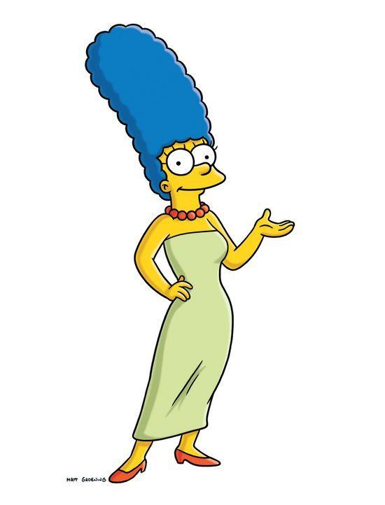 (23. Staffel) - Immer um Anstand und Sitte in der chaotischen Familie bemüht: Mutter Marge ... - Bildquelle: und TM Twentieth Century Fox Film Corporation - Alle Rechte vorbehalten